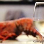 lobster-wine